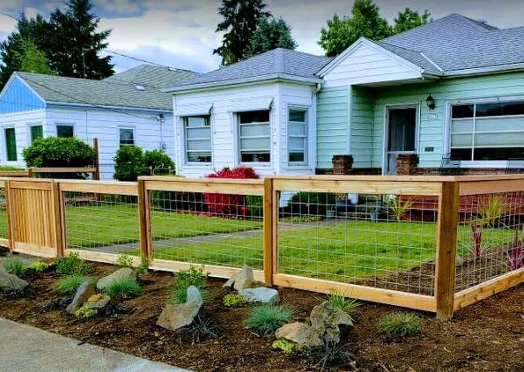 chain link fencing Lake Oswego