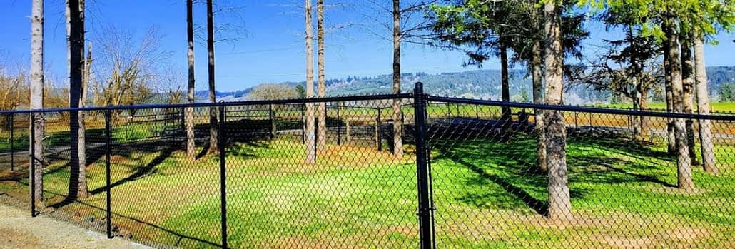 chain link fencing Tigard