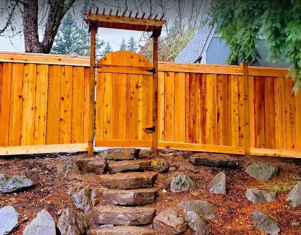 fence contractor Hillsboro