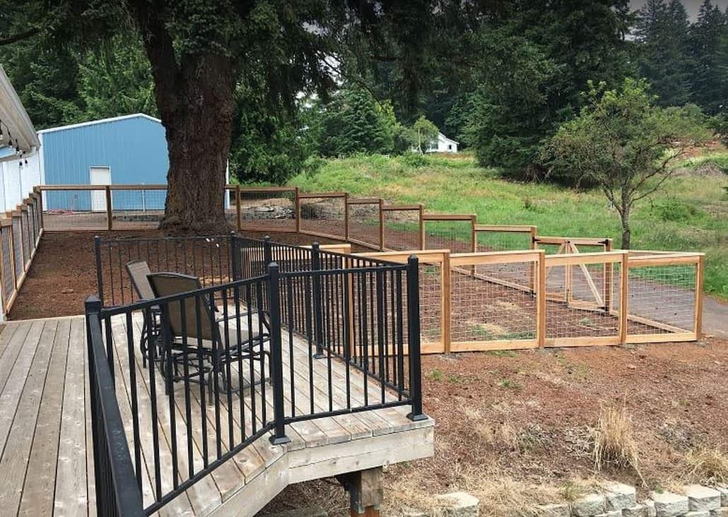 chain link fencing Beaverton