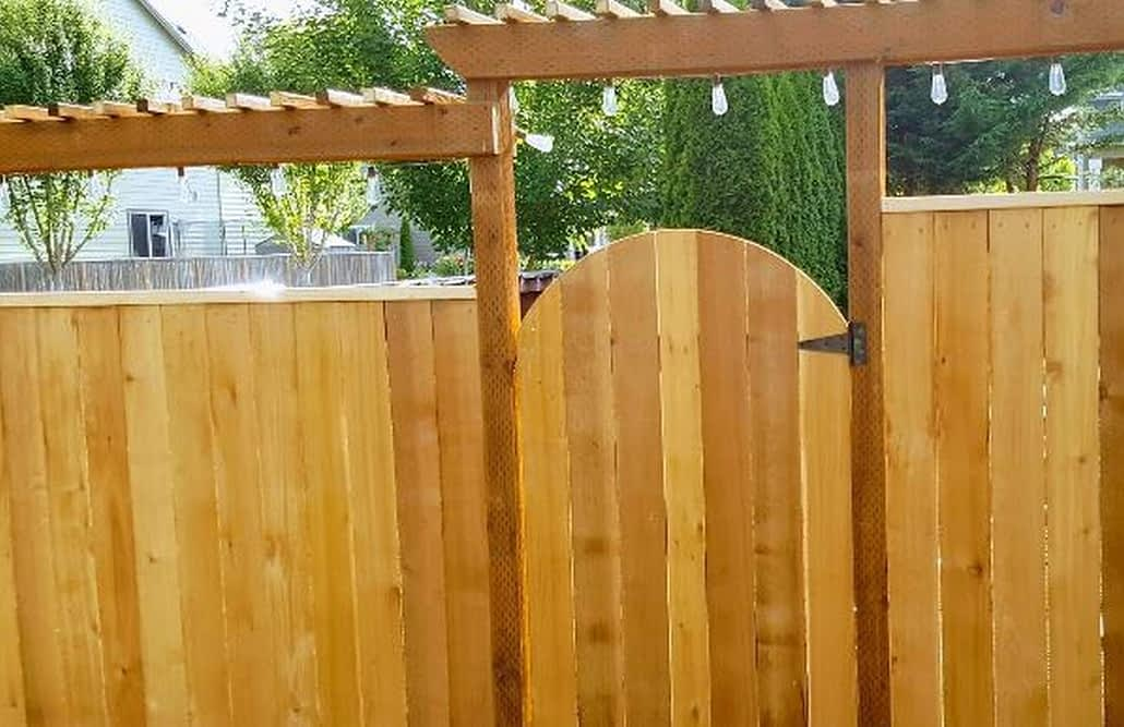 cedar fencing Hillsboro