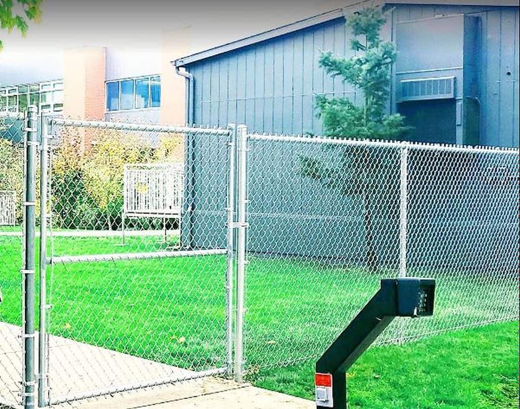 chain link fencing Hillsboro