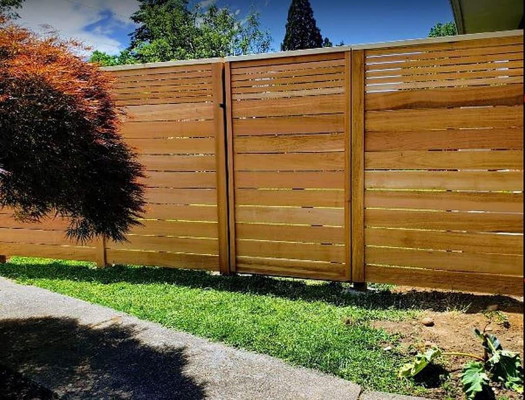 fence contractor Lake Oswego