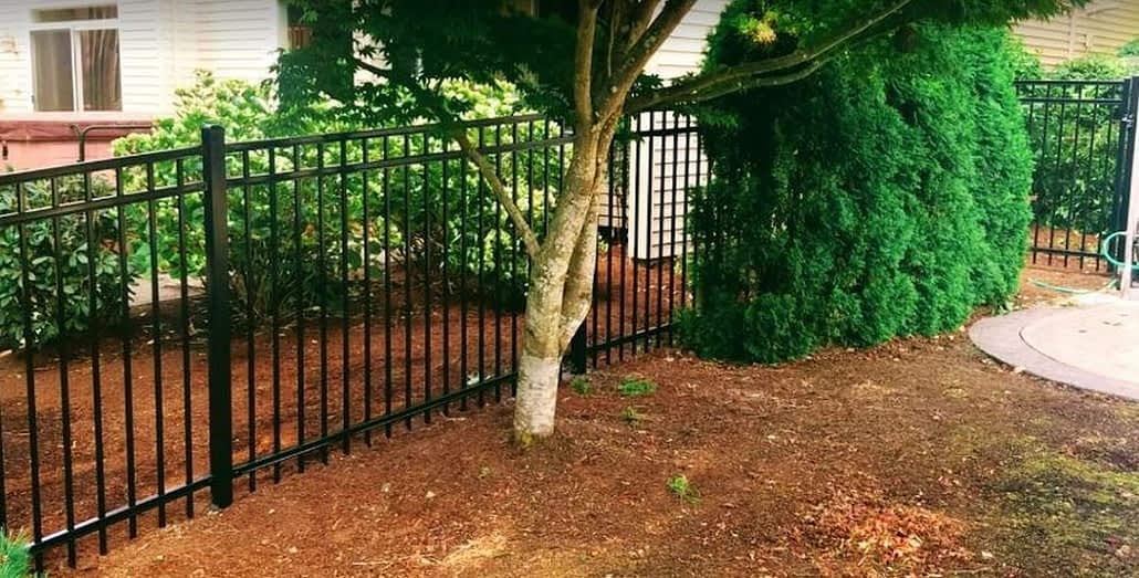 fence contractor forest grove