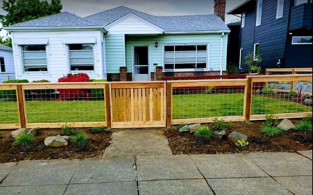 chain link fencing Tualatin