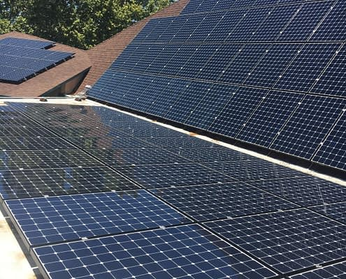 solar panel cleaning Tulare CA