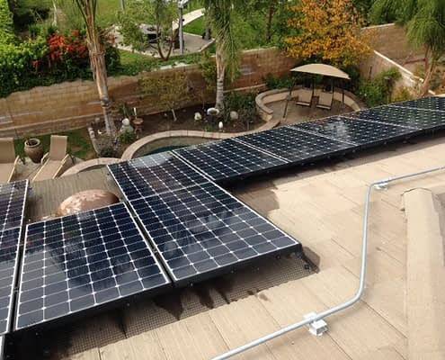 solar panel cleaning Madera CA