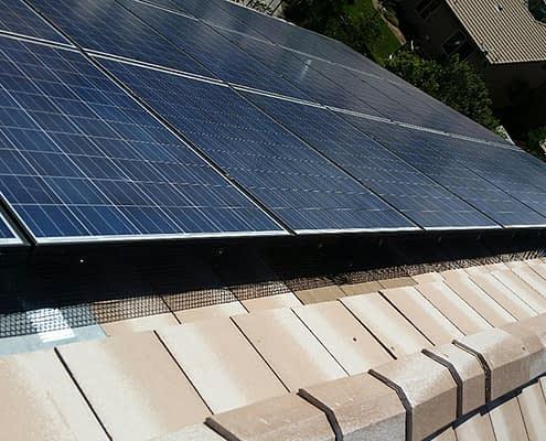 solar panel cleaning Visalia CA